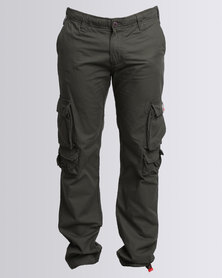 Cutty Tank Cargo Pant Neutral