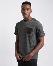 D-Struct Gimli T-Shirt Charcoal
