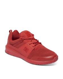 DC Heathrow Prestige Sneakers Red