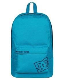 DC Bunker Solid Backpack Blue