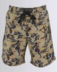 DC Boys Defender Shorts Multi
