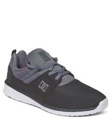 DC Heathrow Sneakers Black/Grey