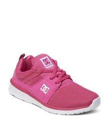 DC Heathrow Sneakers Pink