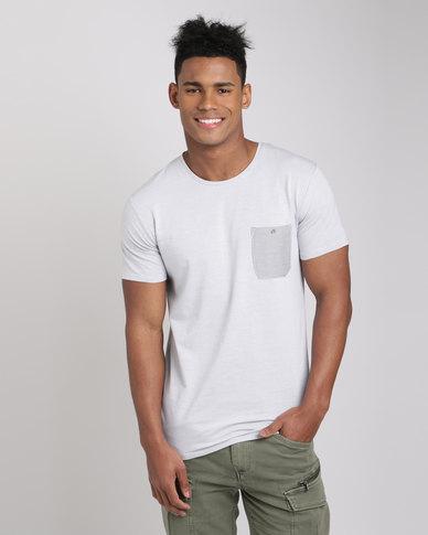 Deacon Atlantic T-Shirt White/Black