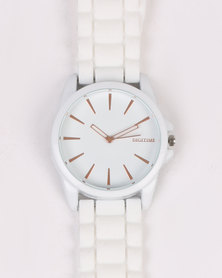Digitime Cyber Watch White