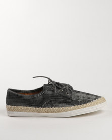 Dolce Vita Florence Sneakers Black Denim