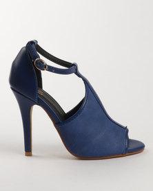 Dolce Vita Regan High Heels Blue