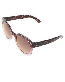 Dot Dash Pool Party Sunglasses Pink/Purple