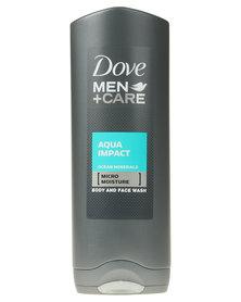 Dove Men Care Body Wash Aqua Impact 250ml