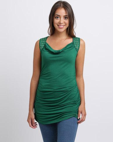 ECKÓ Unltd Tunic Green