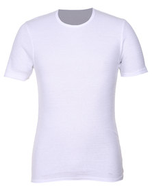 Elmar Thermal S/S Undershirt White