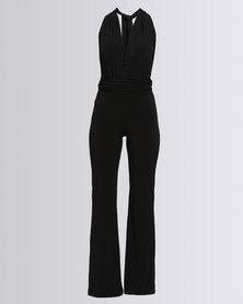 Eve Emporium Multi-Way Jumpsuit Black