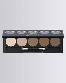 Flormar Professional Make-up Color Palette Eye Shadow Nude Dudes