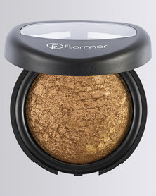 Flormar Professional Make-up Baked Terracotta Highlighter Rose Gold