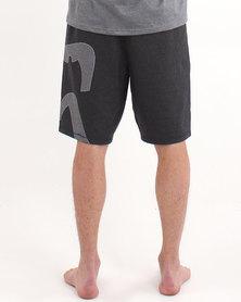 Fox Stretcher Eyecon Fleece Shorts Black