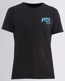 Fox Dirt Burn T-Shirt Black