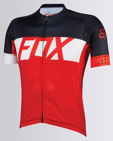 Fox Performance Ascent Jersey Red