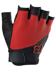 Fox Performance Reflex Gel Glove Short Finger Red