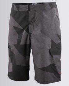 Fox Performance Ranger Cargo Print Shorts Black Camo