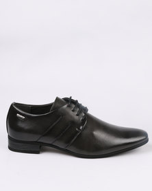 Gino Paoli Formal Lace Up Grey