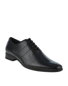 Gino Paoli Formal Lace Up Shoe Black