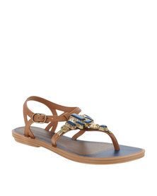 Grendha Realce Sandal Brown