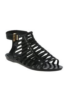 Grendha Unique Sandal Black