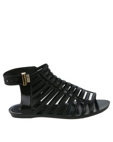 Grendha Unique Sandal Black
