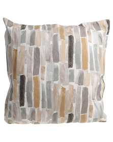 Grey Gardens Painted Scatter Cushion Multi