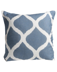 Grey Gardens Discover Rainfall Scatter Cushion Blue