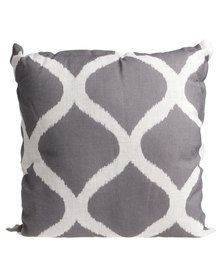Grey Gardens Discover Gravel Scatter Cushion Brown