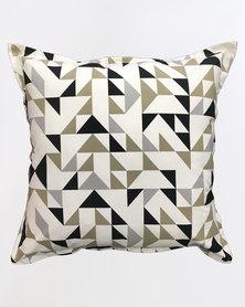 Grey Gardens Graphite Scatter Cushion Multi