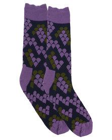 Happy Socks Snake Sock Multi