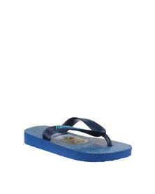 Havaianas Minions Flip Flops Blue