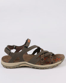 Hi-Tec Ansellia Adventure Brown