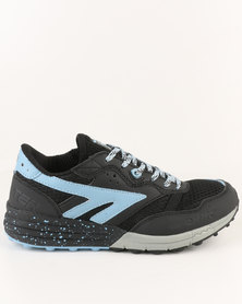 Hi-Tec Badwater W Sneaker Black