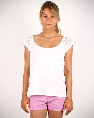 Hurley Unite T-Shirt White