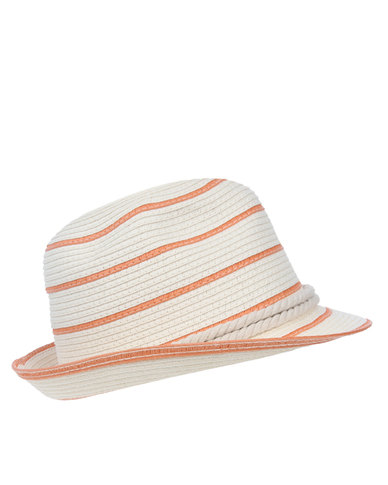 Hurley Bay Hat Orange