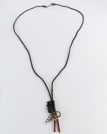 Icon Brand One Too Many Necklace Multi