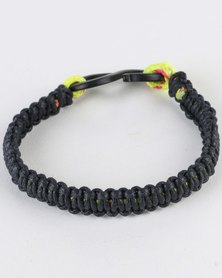 Icon Brand Street Feeling Bracelet Black