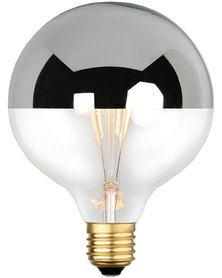 Illumina Half Mirror Filament Lightbulb