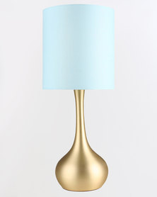 Illumina Sabine Table Lamp Blue
