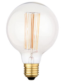 Illumina Large Birdcage Round Filament Lightbulb