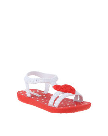 Ipanema Flip Flop Red