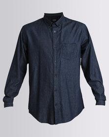 JCrew Denim Shirt Indigo