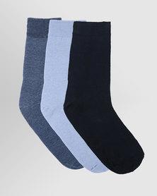 JCrew Mens Socks Multi Pack Multi