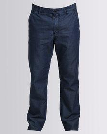 JCrew China Chino Jeans Blue