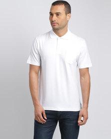 JCrew Short Sleeve Knitshirt White