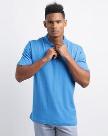 JCrew Short Sleeve Knit Shirt Blue