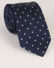 JCrew 2 Pack Tie Navy/Stone